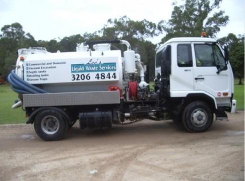 Jet Rodding Vacuum Truck 7000L 1