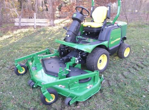 John Deere 1445 Front Mower - Commercial Mowing  1