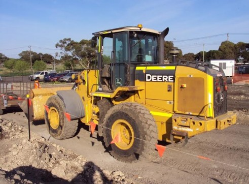 JOHN DEERE 544J WHEEL LOADER
