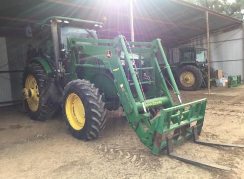 John Deere Tractor 1