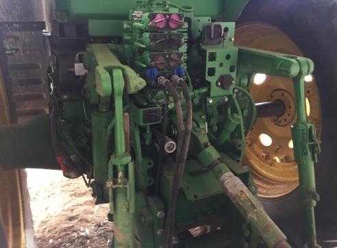 John Deere Tractor 4