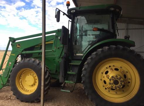 John Deere Tractor 5