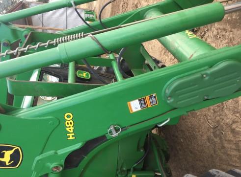 John Deere Tractor 7