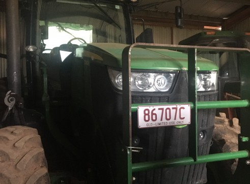 John Deere Tractor 2