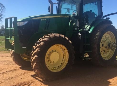 John Deere Tractor 3