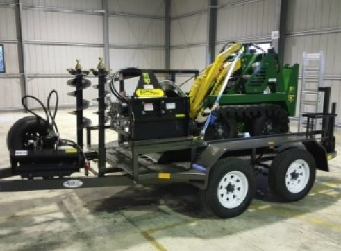 Kanga 7 Mini Loader - 1100mm wide 1