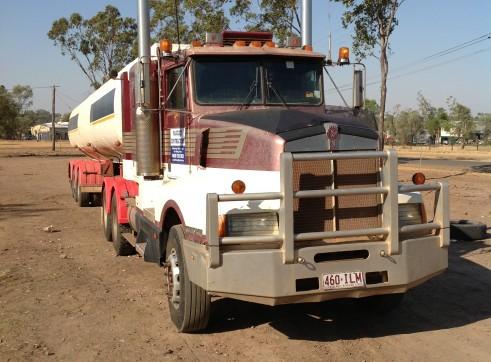 Kenworth T600 Water Tanker 2