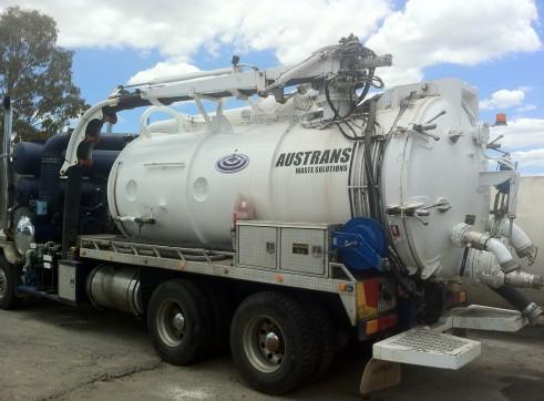 Kingvac vacuum tanker  2