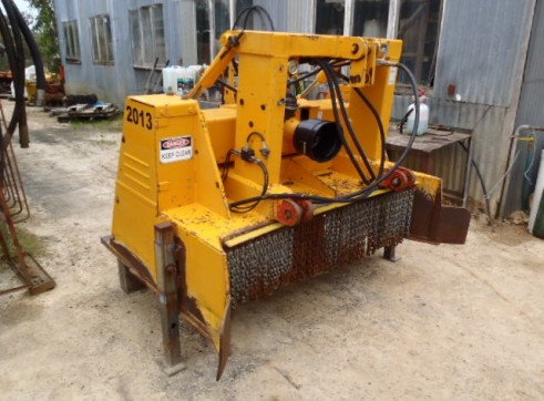 Kirpy Broons Rock Crusher Model BPB200 1