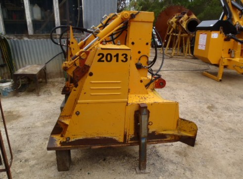 Kirpy Broons Rock Crusher Model BPB200 2