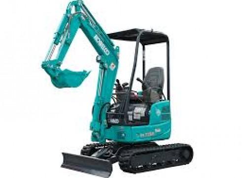 Kobelco 1.7t Excavator 1