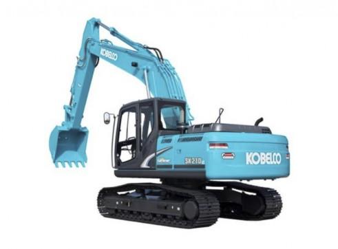 Kobelco 21t Excavator (a/c cab)