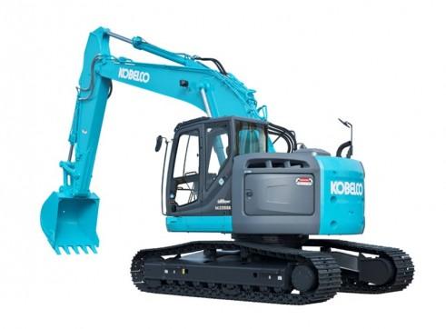 Kobelco 22.5T 225SR Excavator 1