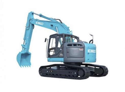 Kobelco 22.5t Excavator (a/c cab)