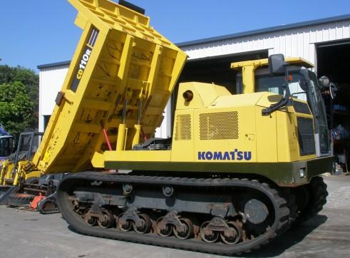 Komatsu 11 Tonne Dump Truck  1