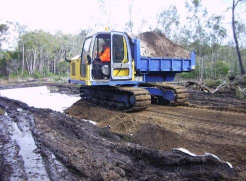 Komatsu 6 Tonne Dump Truck  1