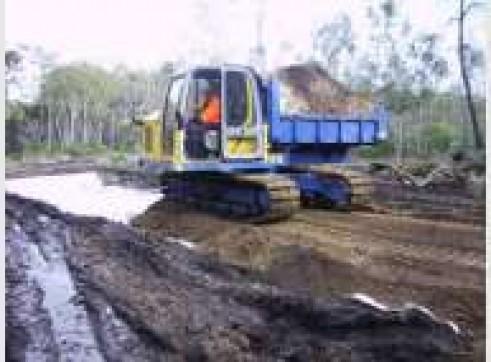 Komatsu 6 Tonne Dump Truck  2