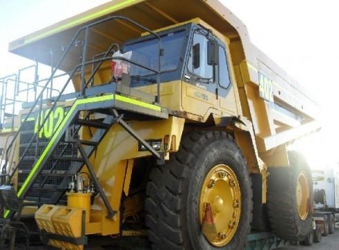Komatsu HD785-5 Dump Truck 1