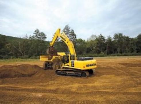 Komatsu PC 200 20T Excavator