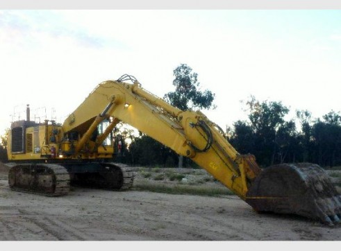 Komatsu PC1250-8 Excavator 1