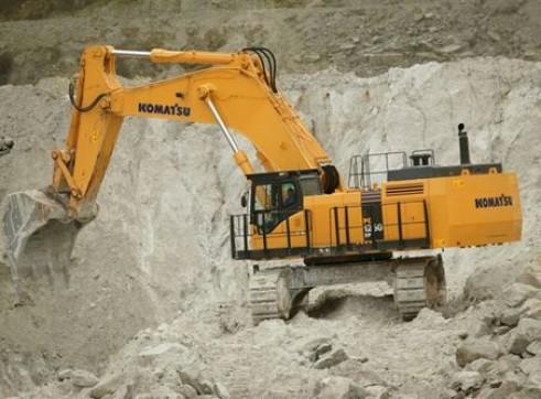 Komatsu PC1250SP-7 Excavator