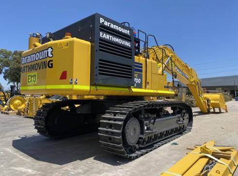Komatsu PC700-11 70 t Excavator 3