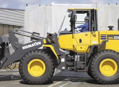 Komatsu WA250PZ-6 Wheel Loader