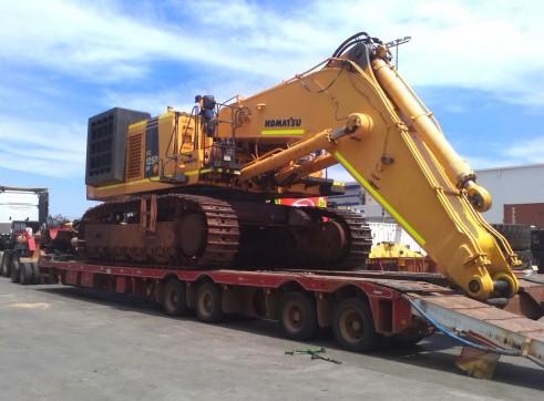 KOMATSU PC1250 Excavator 3