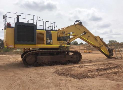 KOMATSU PC1250 Excavator 6