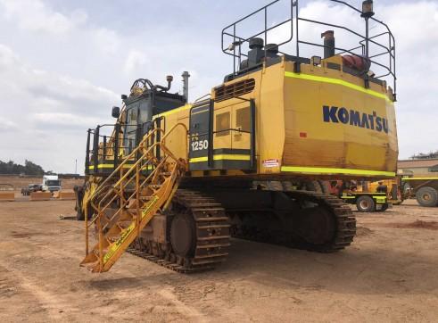 KOMATSU PC1250 Excavator 1