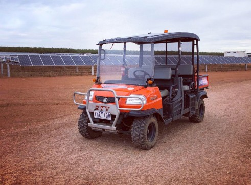 Kubota RTV 1140 4 Person 2