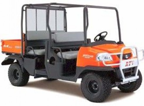 Kubota RTV 1140 4 Person 4