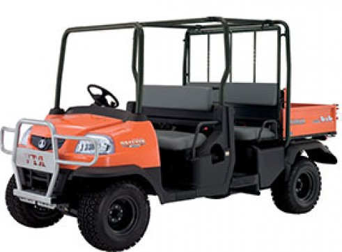 Kubota RTV 1140 4 Person 1