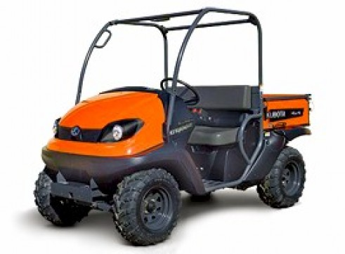 Kubota RTV 400 2 Person 3