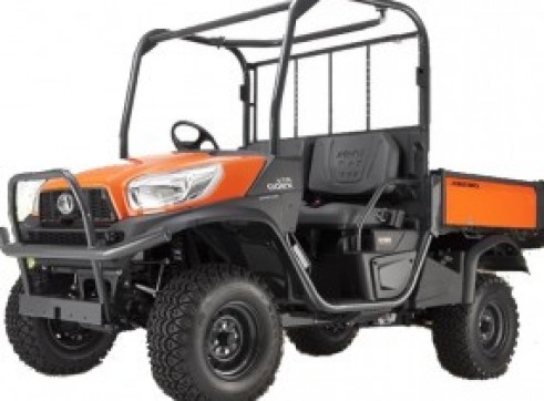 Kubota RTV 900 2 Person 3