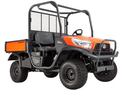 Kubota RTV 900 2 Person 4