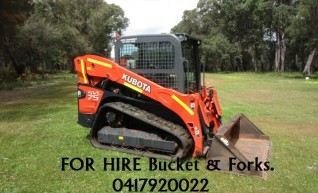 KUBOTA SLV75 TRACK MACHINE SKID STEER 1