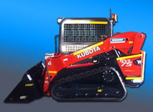 Kubota SVL75 Multi Terrain Loader 1