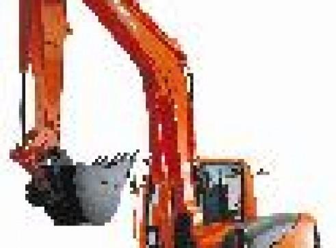 KX-080 Kubota 8 ton excavator