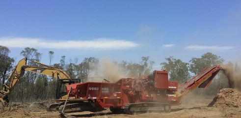 Land Clearing - Horizontal Grinders & Tracked Mulchers 4