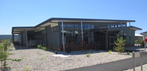 Landscaping and Footpath | Red Valley Mining Camp 8