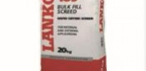 Lanko 189 Buld Fill Rapid Drying Screed 1