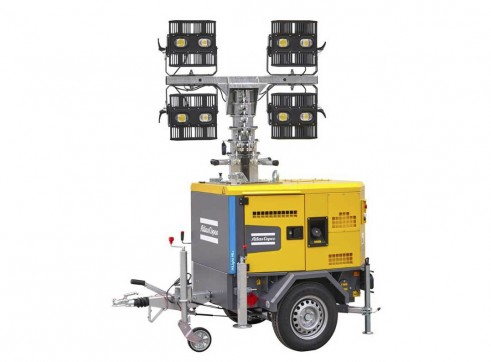 LED Light Tower 1