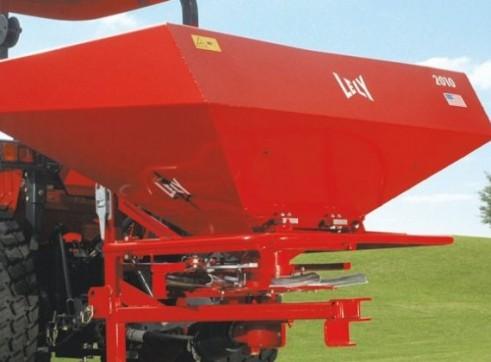 Lely Spreader - 3 ton capacity 1