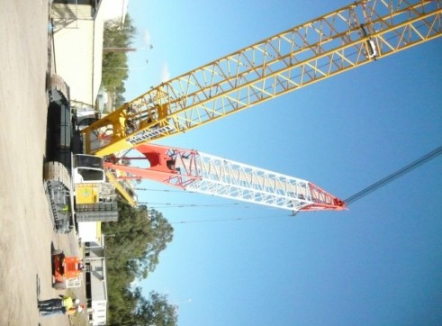 Liebherr LR 1280 Crawler Crane 1