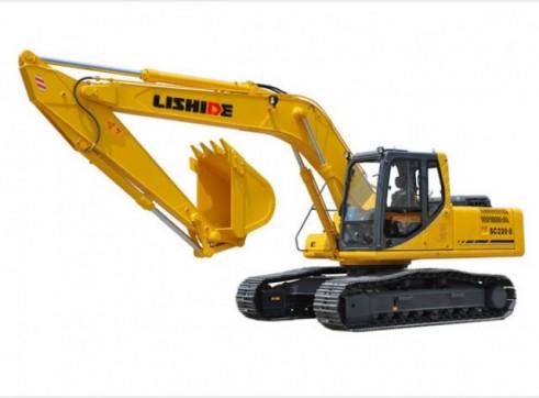 Lishide 23T Excavator 1