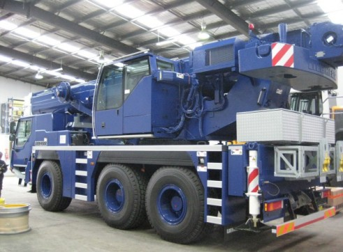 LTM1055-3.2 Leibherr All Terrain Crane 2