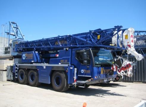 LTM1090-4.1 Leibherr All Terrain Crane 1