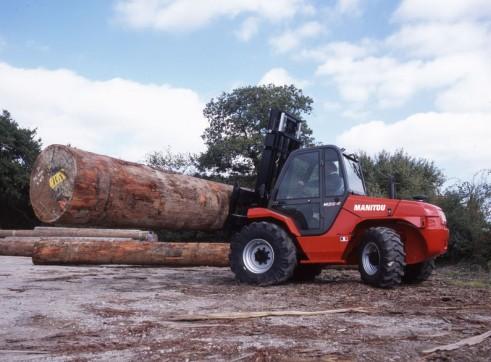 M-X 50 5T Rough Terrain Forklift 1