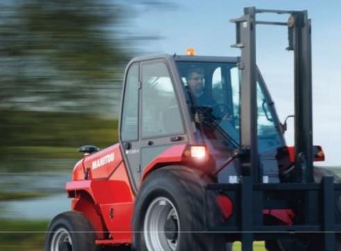 M-X 50 5T Rough Terrain Forklift 2
